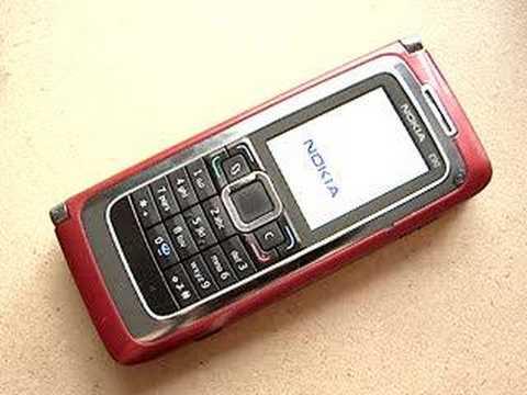 Nokia E90 start