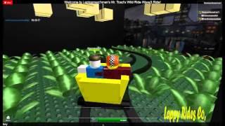 ROBLOX Mr. Toad's Wild Ride