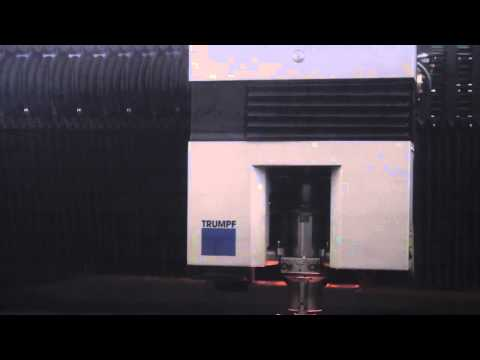 GÜTE WERK: Процесс производства сит и решет