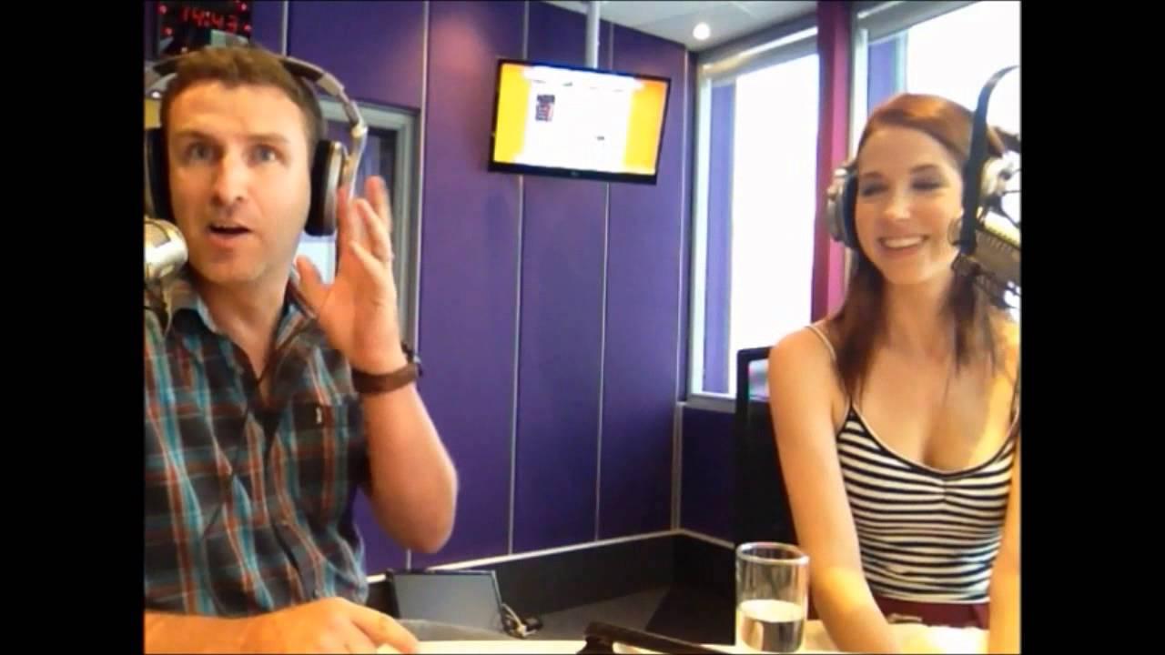 Amalia Uys 'klein karoo' stars - pierre breytenbach & amalia uys talk about  'favourites' on mbd!