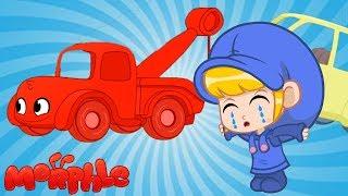 Morphle Deutsch   Abschlepp-Ärger   Zeichentrick für Kinde...