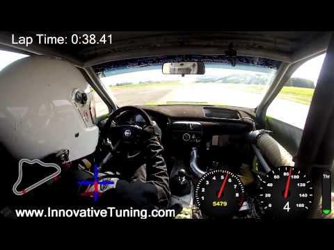 Innovative Tuning Subaru Grand Bend Motorplex Overall Track Record Breaking Lap