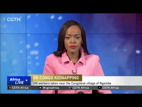 UN workers kidnapped near Congolese village of Ngombe