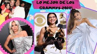 Ariana Grande, Camila Cabello y Lady Gaga Reinas de GRAMMYS!