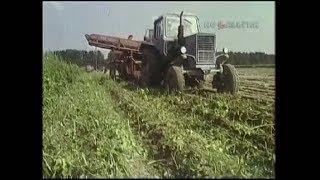 1990 год.  Чрезвычайное положение на полях Ярославской области.