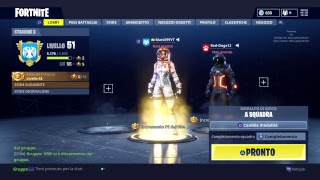 Live - Fortnite ITA - Royal Battle - PLAY WITH ISCRITTI et MHANZ !