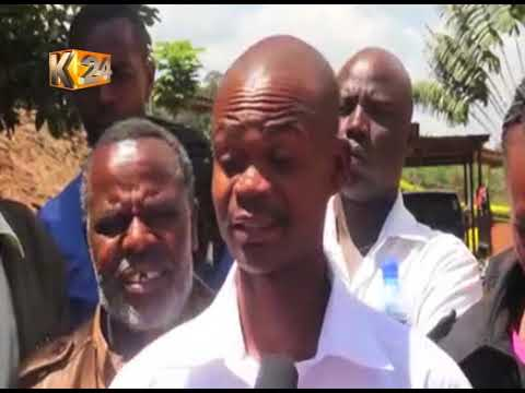 Drama as body goes missing at the Murang'a county hospital mortuary