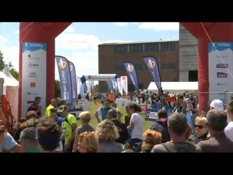 Arrivée du marathon de 4:08:44 à 4:38:43