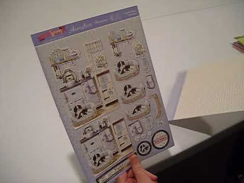 First Signs of Spring Luxury Card Kit