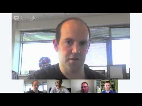 Hangout with Raspberry Pi's co - founder Eben Upton