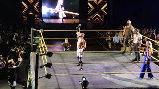NXT - Ricochet vs Luke Harper - 9/6/18 - Buffalo Riverworks - New York - WWE
