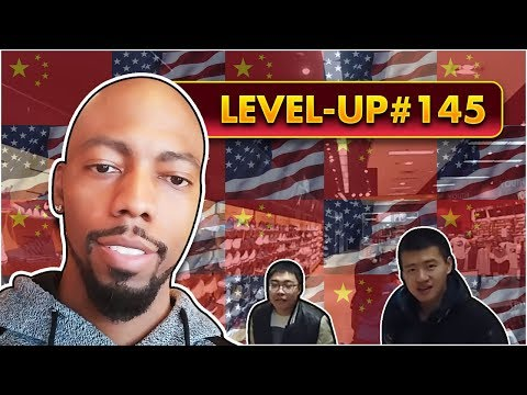 Black Man's Fluent Mandarin Shocks  Chinese Students & Whole Family! ((MUST WATCH))