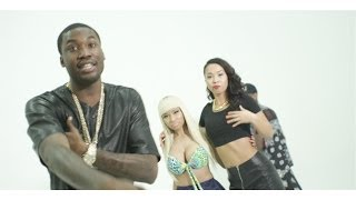Смотреть клип Meek Mill - I B On Dat Ft. Nicki Minaj, Fabolous & French Montana