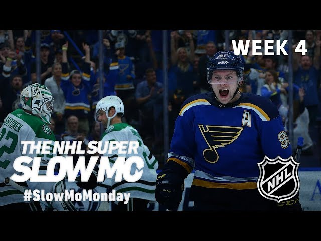 Super Slow Mo: Week 4