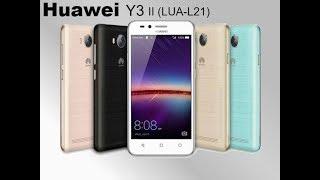 Huawei Ascend Y3 II (LUA-L21) обход аккаунта Гугл