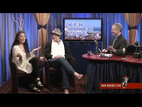 """Ken Boxer Live,"" 1970s Teen Idol Leif Garrett is Guest, with Co-Host Tai Babilonia"