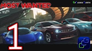 Need For Speed: Most Wanted 2012 Walkthrough - Gameplay Part 1 - Drive To Jack Spot (PS3 XBOX360)
