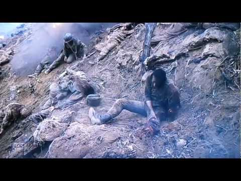 KOREAN WAR-Battle of Aerok Hill  韓國戰爭