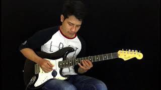 Asal Kau Bahagia - Armada - Electric Guitar Cover