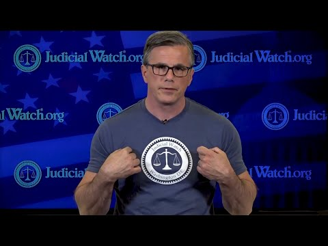 Neanderthals Will LOVE This Shirt--Fantastic Way to Support Judicial Watch's Heavy Lifting!