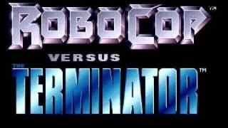 Robocop Versus Terminator (SEGA) Обзор От Батхеда