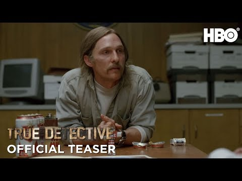 True Detective Season 1: Tease Trailer (HBO)