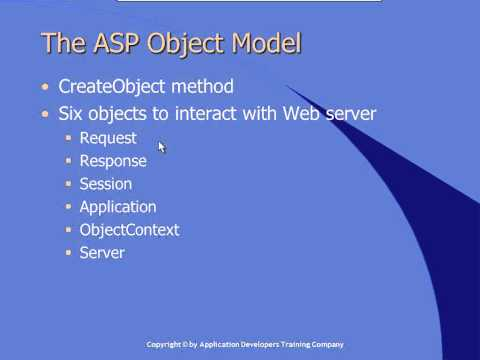 A Review of Classic ASP