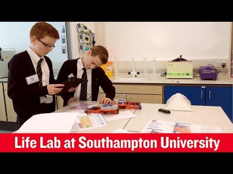 British Heart Foundation - Life Lab at Southampton University