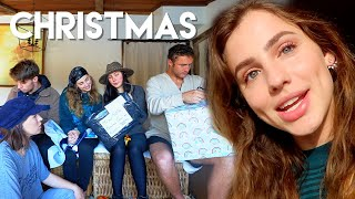 opening our Christmas presents early (day 1)