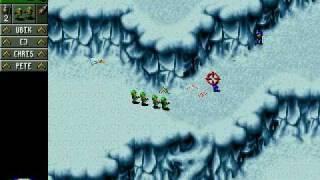 DOS Game: Cannon Fodder (floppy version)