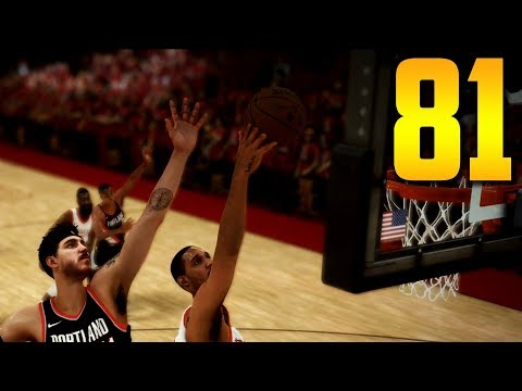 "NBA 2K18: My Career Gameplay Walkthrough - Part 81 ""WHAT AM I DOING?!"" (My Player Career)"
