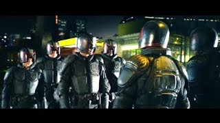 You Know Who He Is?...No.. I Do. 1,000,000 - Choke On It - Scene From 2012 Movie Dredd