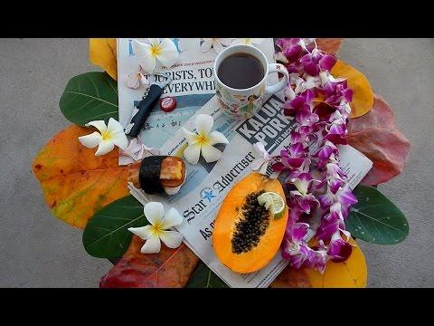 Breakfast in Honolulu - Hawai'i Travelogue