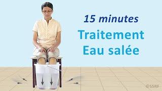 Le traitement de l'eau salée (Guérison spirituelle)