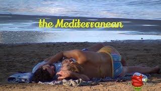 Beaches of the Mediterranean Sea,Spain beaches