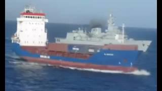 Gawader under Navy ships security