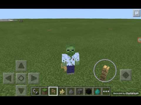 Minecraft Pe (new Feature)  How To Get Chain Armor