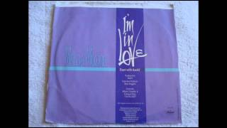 Gambar cover Melba Moore feat Kashif --- I'm in love (1988)