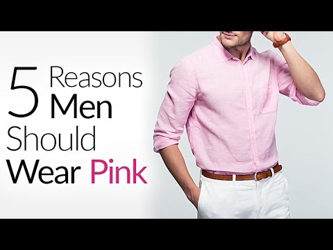 0eb6f0a73fed Click here To Watch The Video On YouTube – Is Pink Masculine