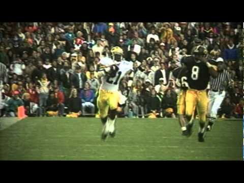 Desmond Howard: Michigan Football Legend