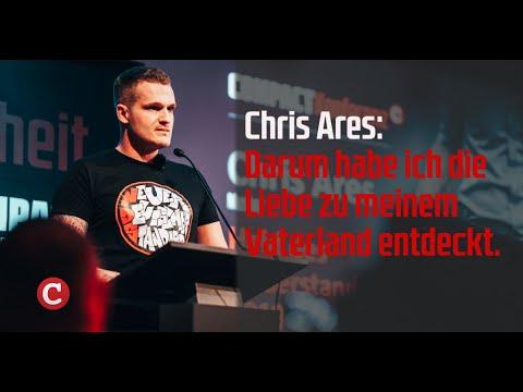 Chris Ares: Darum habe ich die Liebe zu meinem Vaterland entdeckt
