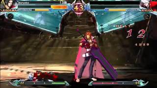 BBCPEX 6/30/2015 JP PSN - Inuniko (KG) VS Unya (RG) Best of 7