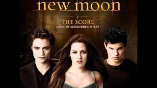 15 - Dreamcatcher -  Alexandre Desplat - The Score New Moon