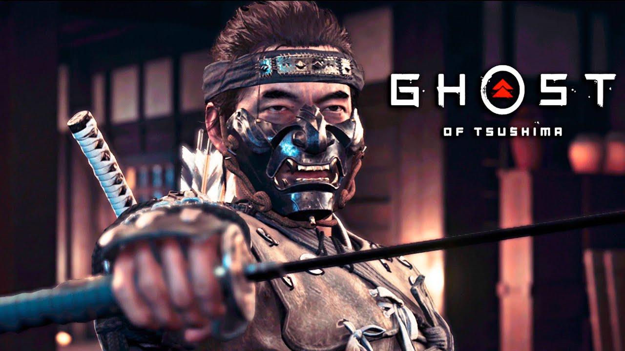 Download GHOST OF TSUSHIMA Pelicula Completa sub Español Japanese voice | Historia Completa PS4