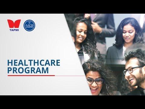 TAPMI'S HEALTHCARE PROGRAM