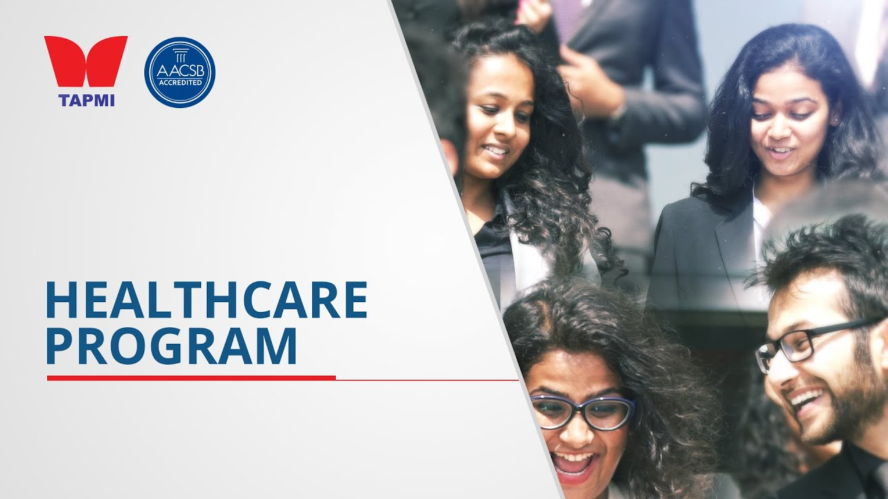 TAPMI'S HEALTHCARE PROGRAM