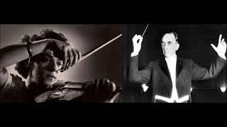 "Beethoven ""Violin Concerto"" Ginette Neveu/Hans Rosbaud"