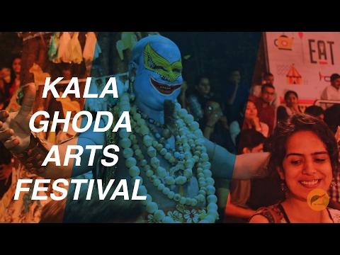 Kala Ghoda Arts Festival Mumbai   Hipster Carnival of India   Art Exhibition in Mumbai