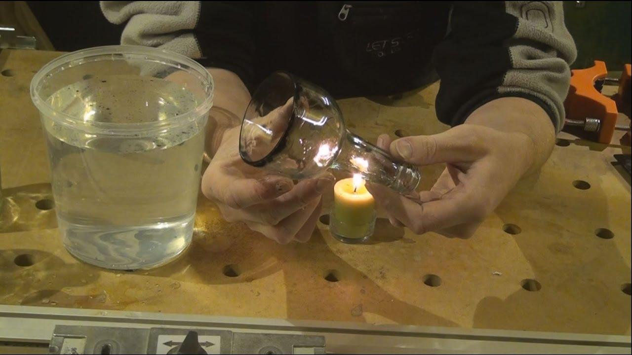 flaschen schneiden flaschen sauber schneiden diy holzweger youtube. Black Bedroom Furniture Sets. Home Design Ideas