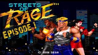 Streets of Rage - Challenge, finir le jeu avec Jaaks ! | Mega Drive
